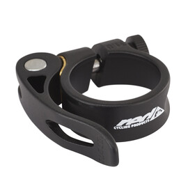 Red Cycling Products QR - Abrazadera para tija - 31,8 mm negro